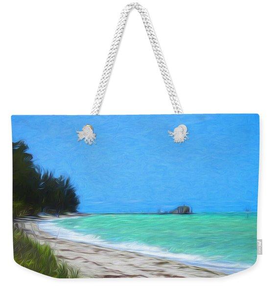 Anna Maria North Shore Weekender Tote Bag