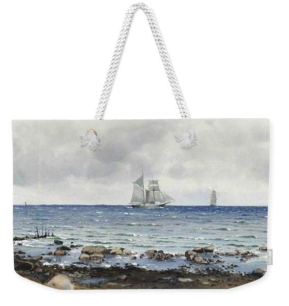 Anna Palm De Rosa - Kalmarsund Weekender Tote Bag