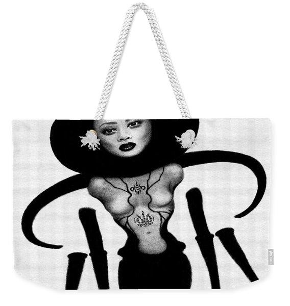 Anomaly 2 - Queen - Artwork Weekender Tote Bag