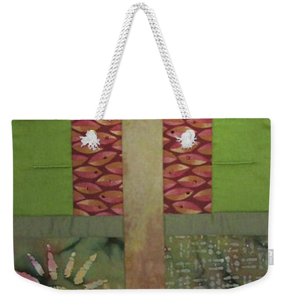 Another Fragment Of The Frontier Of Beauty Weekender Tote Bag