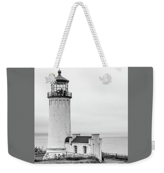 Another Lighthouse Weekender Tote Bag