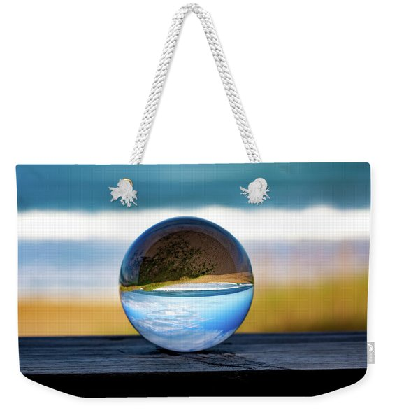 Another Look Through The Lens Weekender Tote Bag