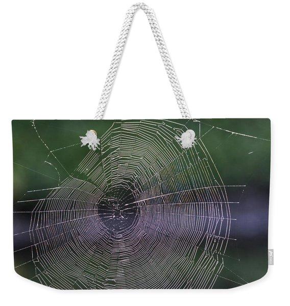 Another Web Weekender Tote Bag