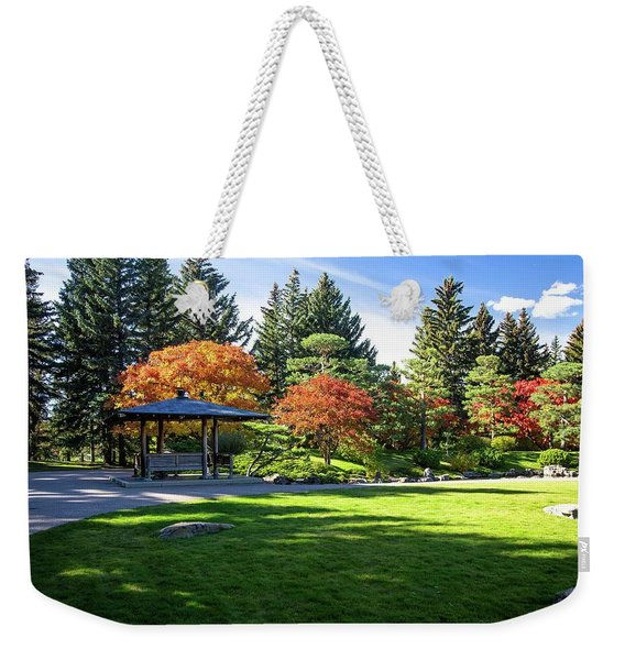 Another Zen Moment Weekender Tote Bag