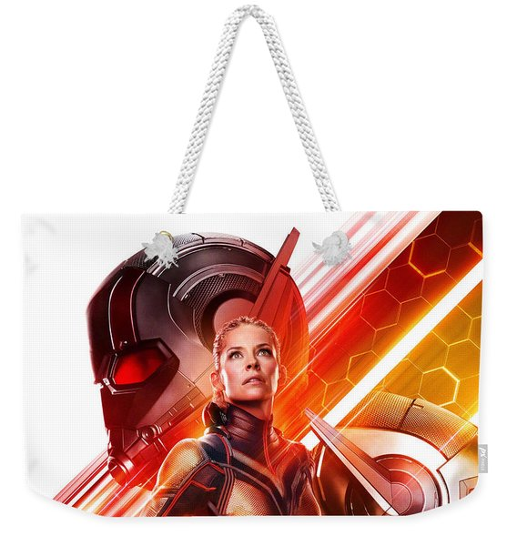 Ant-man And The Wasp 2018 Weekender Tote Bag