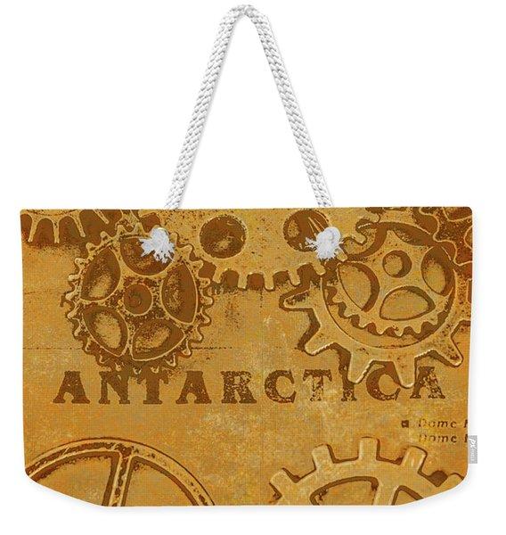 Antarctech Weekender Tote Bag