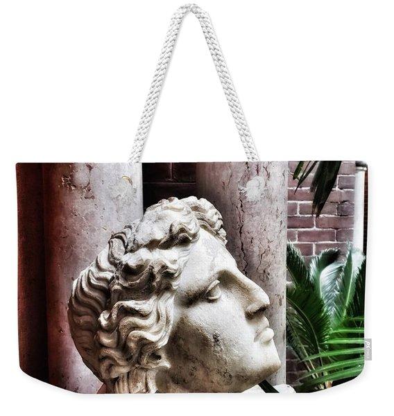 Antiquity Weekender Tote Bag