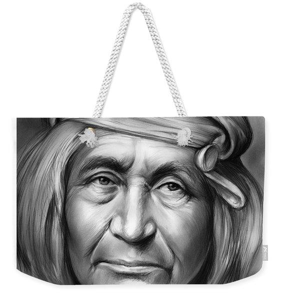 Apache Weekender Tote Bag