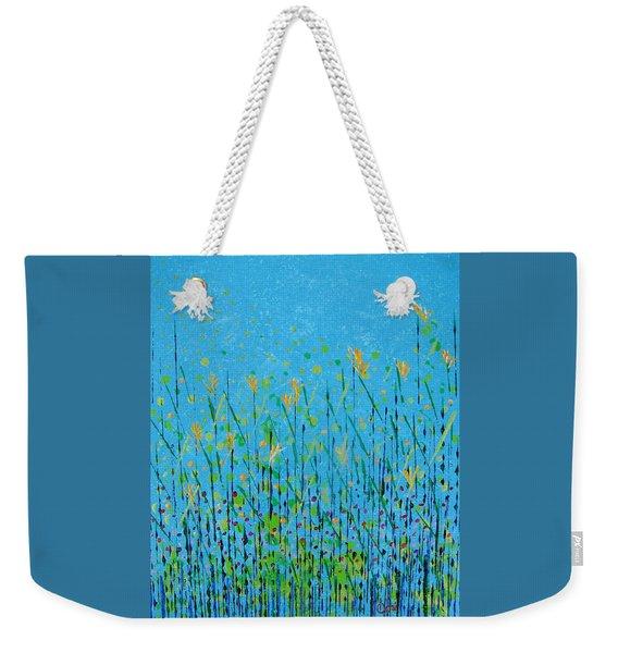 April Weekender Tote Bag