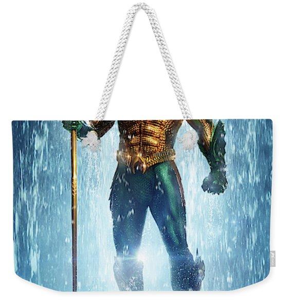 Aquaman Weekender Tote Bag