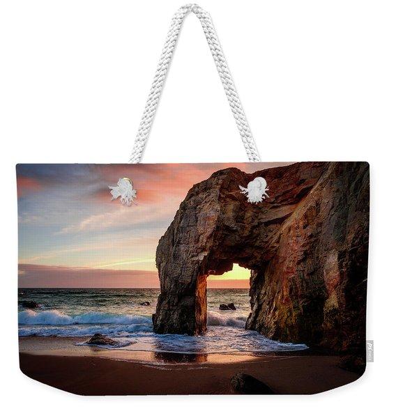 Arche De Port Blanc Weekender Tote Bag