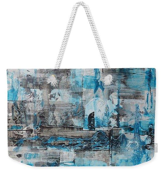 Arctic Weekender Tote Bag
