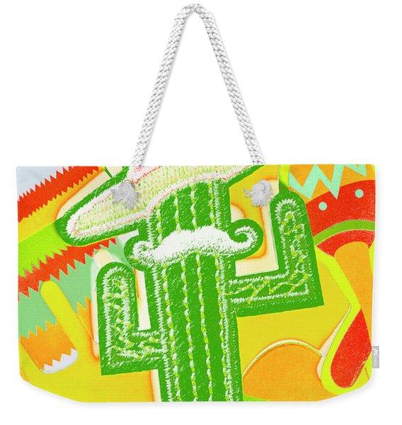 Arid Amigo  Weekender Tote Bag