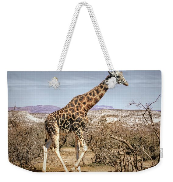 Arizona Wildlife Weekender Tote Bag