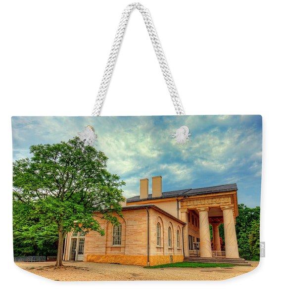 Arlington House Weekender Tote Bag