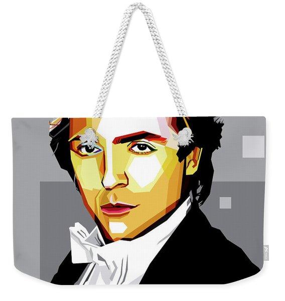 Armand Assante Weekender Tote Bag