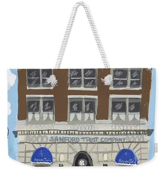 Aroma Joes Weekender Tote Bag