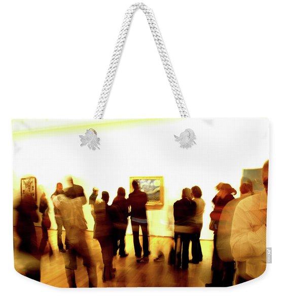 Art Gallery, Van Gogh Weekender Tote Bag