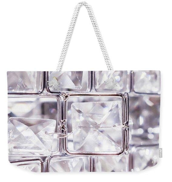Art Of Luxury I Weekender Tote Bag