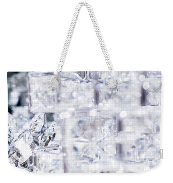 Art Of Luxury IIi Weekender Tote Bag