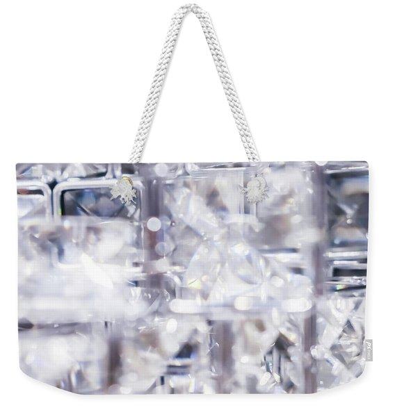 Art Of Luxury V Weekender Tote Bag