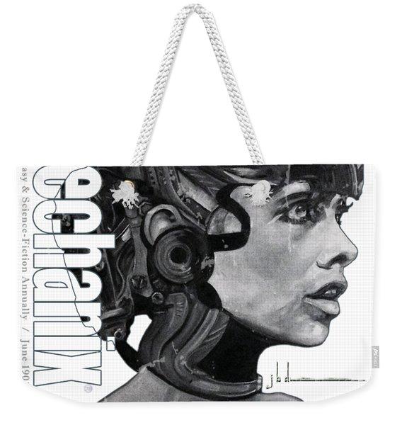 arteMECHANIX 1905 HUDSON GRUNGE Weekender Tote Bag
