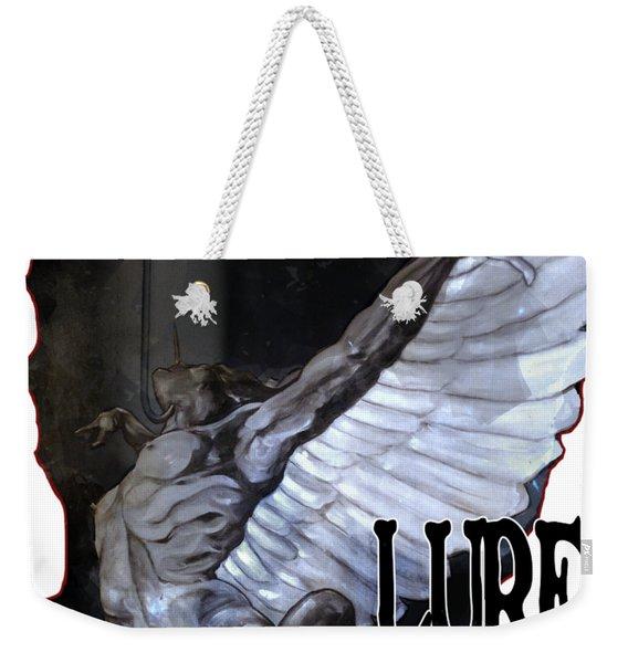 arteMECHANIX 1915 LURE GRUNGE Weekender Tote Bag