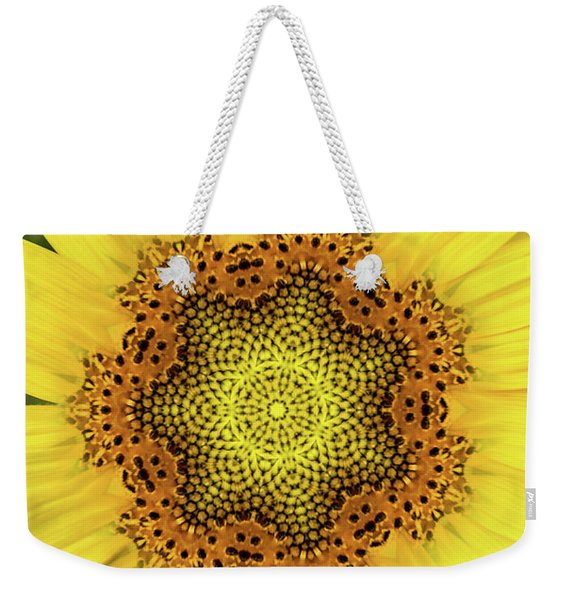 Artistic 2 Perfect Sunflower Weekender Tote Bag