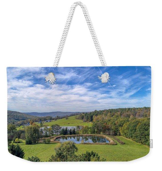 Artistic Hdr Sky  Weekender Tote Bag