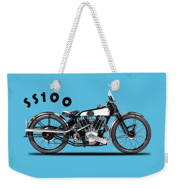 The Ss 100 1925 Weekender Tote Bag