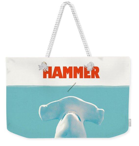 Hammer Weekender Tote Bag
