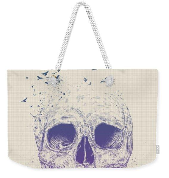 Let Them Fly Weekender Tote Bag