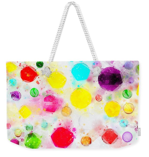 Rejoice And Take \courage/ Weekender Tote Bag