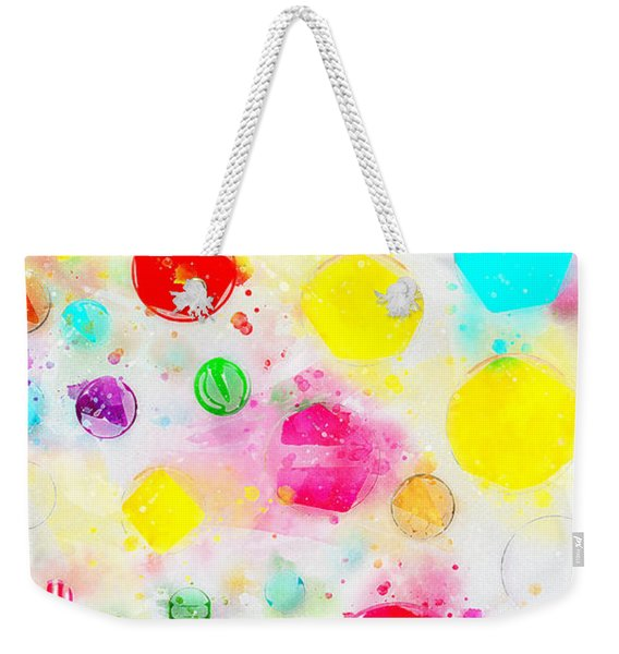 Rejoice And Take \courage/ Weekender Tote Bag