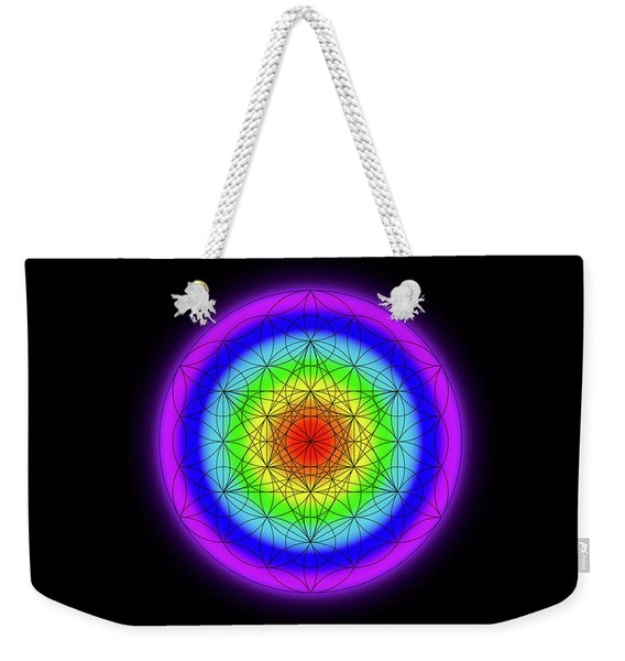 Fields Weekender Tote Bag