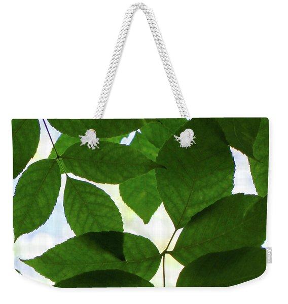 Natural Patterns I Weekender Tote Bag