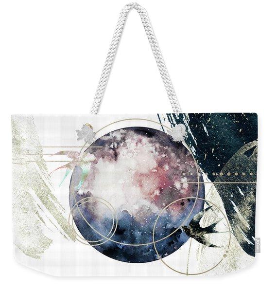 Space Operetta Weekender Tote Bag