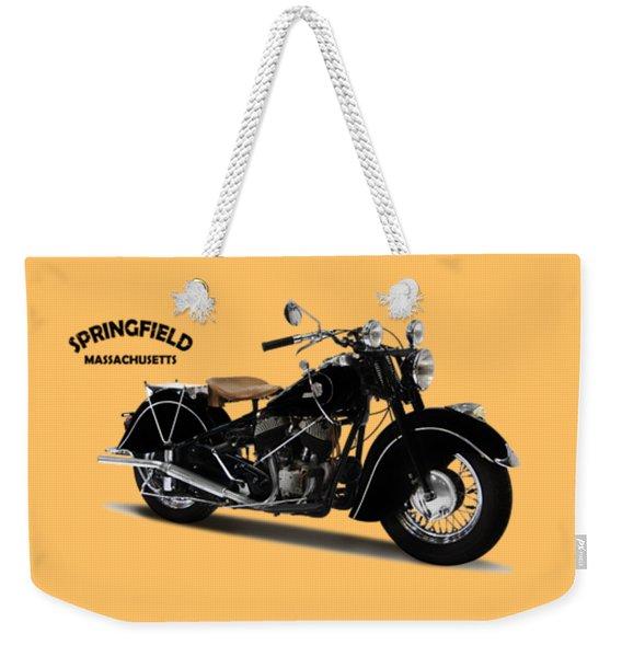 The Chief 1946 Weekender Tote Bag
