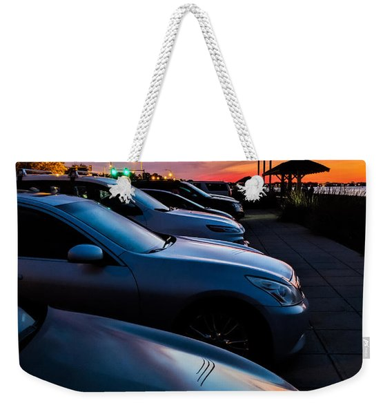 As Night Approached Weekender Tote Bag