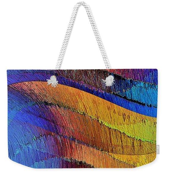 Ascendance Weekender Tote Bag