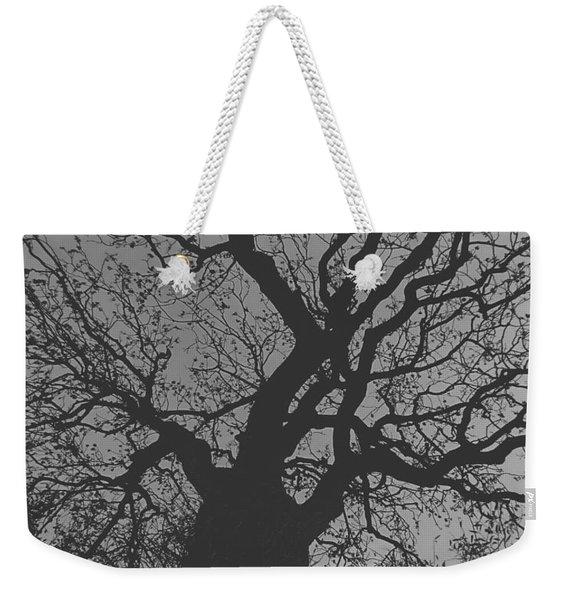 Ash Tree Weekender Tote Bag