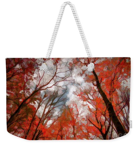Aspiration Weekender Tote Bag