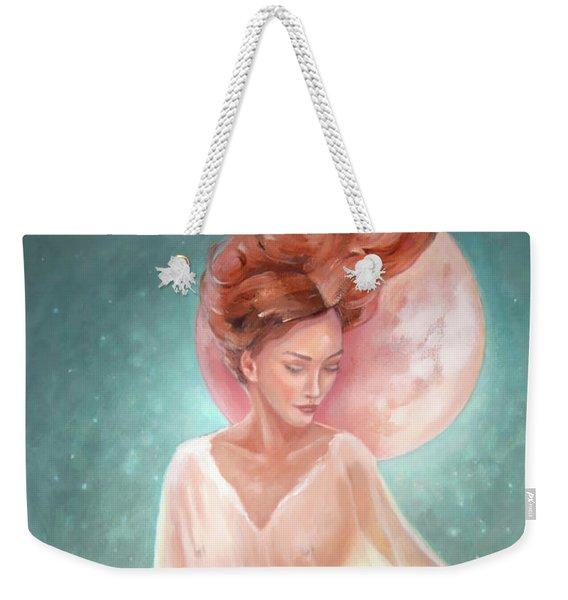 Asteria Nouveau Weekender Tote Bag