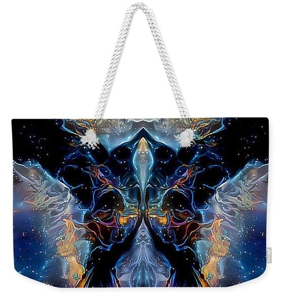Astral  Weekender Tote Bag