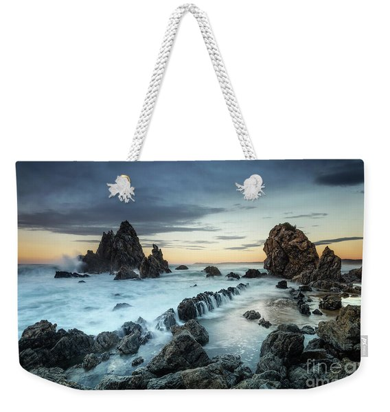 At The Edge Of Light Weekender Tote Bag