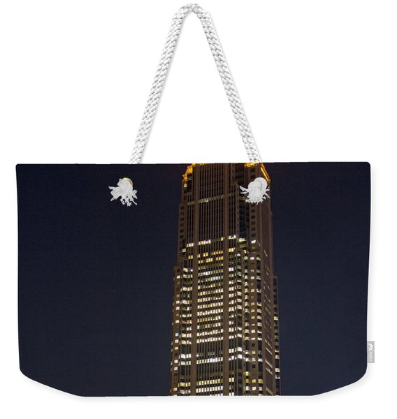 Atlanta, Georgia - Bank Of America Building Weekender Tote Bag