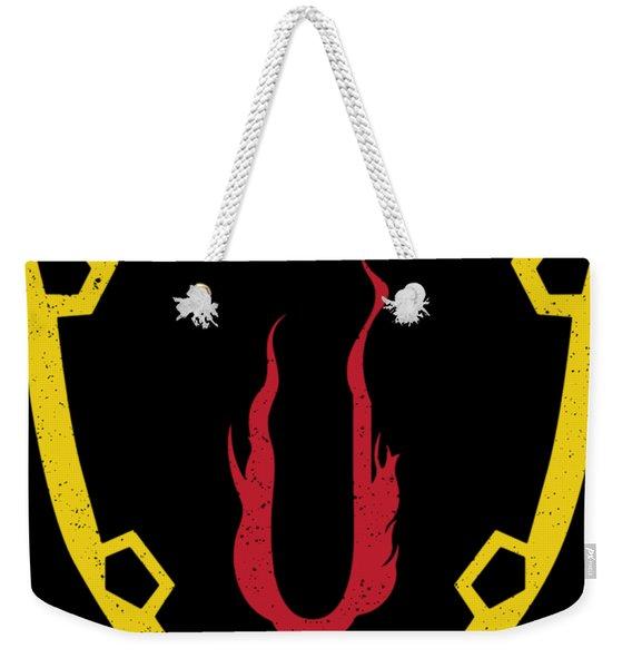 August Burns Red The Legend Of Zelda Single Logo Weekender Tote Bag
