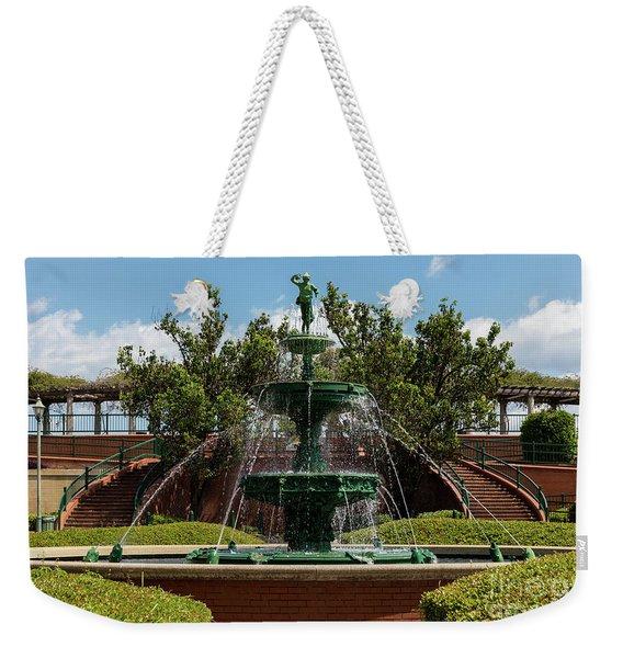 Augusta Riverwalk - Augusta Ga Weekender Tote Bag