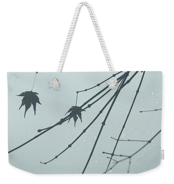 Weekender Tote Bag featuring the digital art Auld Lang Syne by Gina Harrison