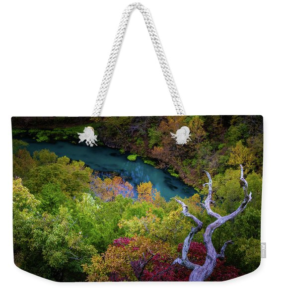 Autumn At Ha Ha Tonka State Park Weekender Tote Bag